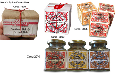 Gourmet Spice Blends, seasonings, history