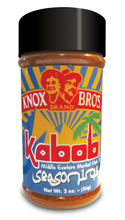 Kabob seasoning