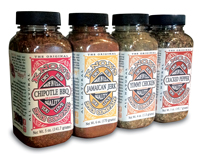 meat seasonings, dry rub,