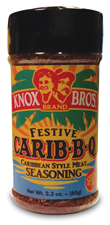 Caribbean meat seasoning