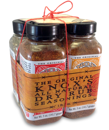 dry rub seasoning, gift set