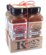 bbq gift baskets, seasonings, dry rubs, recipes